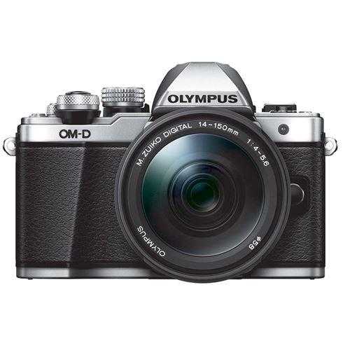 Olympus OM-D E-M10 Mark II Kit mit M.Zuiko Digital ED 14-150mm F4.0-5.6 II