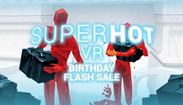 Superhot VR Oculus Rift/Rift S für 11,31€