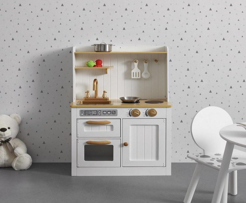 """[Mömax] Kinderküche in weiß """"Ann"""""""