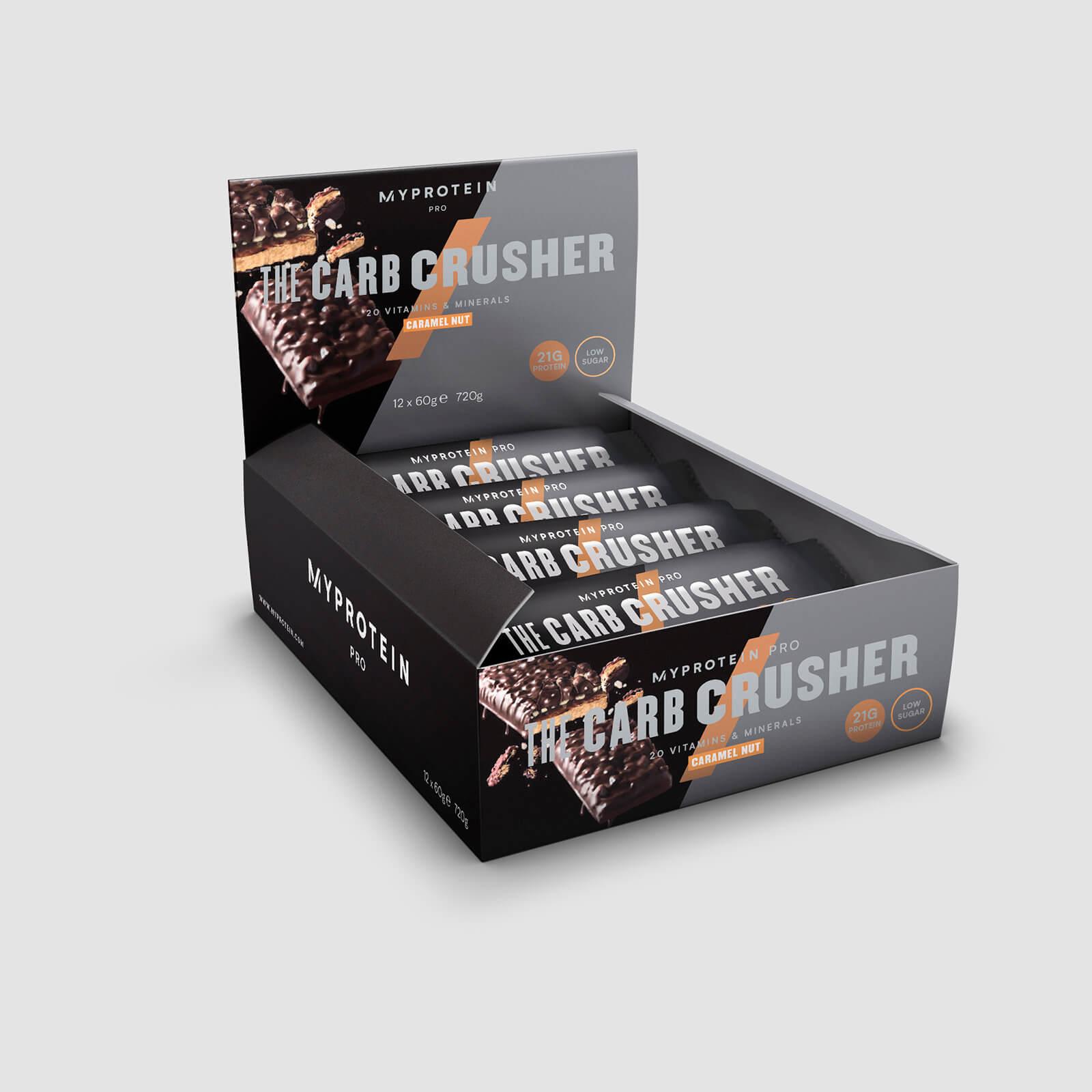 55% auf ausgewählte Produkte bei Myprotein: z.B. 12x 60g Carb Crusher für 11,39€ versandkostenfrei