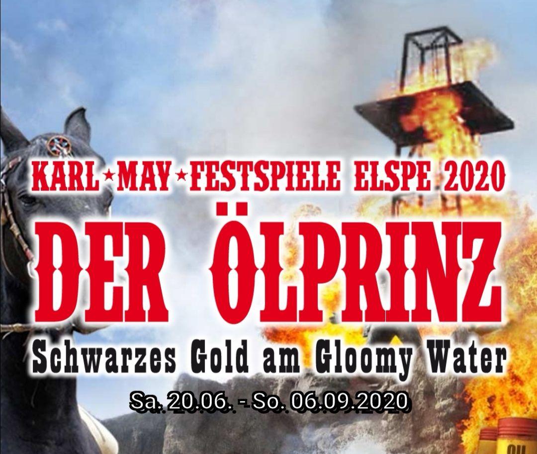 Elspe Festival 2020 Weihnachtsrabatt