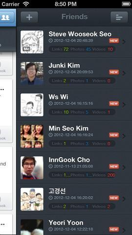 """[iOS] QnMe """"The worlds best Facebook client app"""" derzeit kostenlos"""