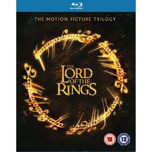 Der Herr Der Ringe Trilogie Blu Ray  - Kinofassung für 18€ bei Amazon.co.uk (17€ Preisunterschied!)
