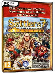 [MMOGA] Die Siedler/The Settlers 7 Paths to a Kingdom Gold Edition (Uplay-Key)