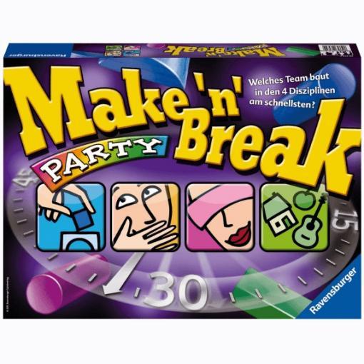 """Ravensburger Partyspiel """"Make 'n' Break Party"""" (Für 3-6 Spieler, Ab 10 Jahren) *versandkostenfrei* [DEALCLUB]"""