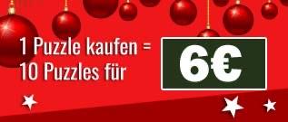 """Puzzle für 6€ das """"Stück"""""""