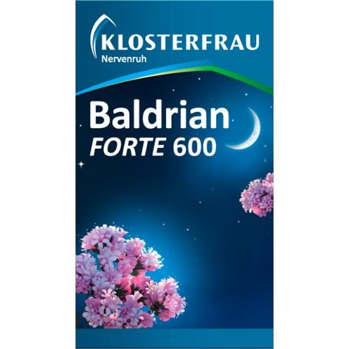 Klosterfrau Nervenruh Baldrian FORTE 600 [Rossmann+Couponplatz]