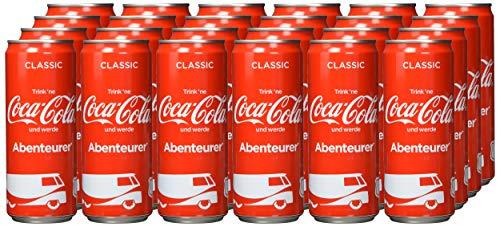 [ amazon ] 24x 330ml Coca-Cola, Coca-Cola Zero,Sprite, Fanta und Mezzo Mix zzgl. 6€ Pfand