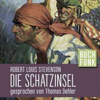 Robert Louis Stevenson: Die Schatzinsel / Hörbuch gratis am 16.12.19 (von Buchfunk aus Vorleser.shop-Adventskalender)