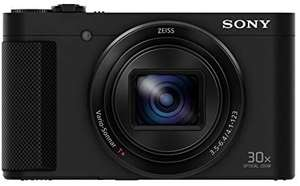 Sony DSC-HX90 Kompaktkamera (30x opt. Zoom, 60x Klarbild-Zoom, 7,5 cm (3 Zoll) Display, 5-Achsen Bildstabilisator, Full HD Video) [Amazon]