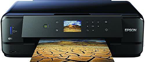 Epson Expression Premium XP-900 3-in-1 Tintenstrahl-Multifunktionsgerät Drucker (Scannen, Kopieren, WiFi, Duplex, Einzelpatronen [Amazon]