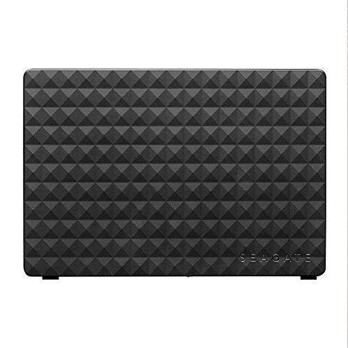 Seagate Expansion Desktop 6 TB externe Festplatte (8,89 cm (3,5 Zoll) USB 3.0, PC, Xbox, PS4)