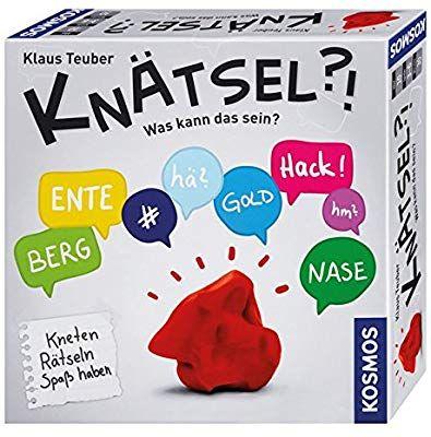 Knätsel - was kann das sein Spiel (eh. Barbarossa - Spiel des Jahres!))