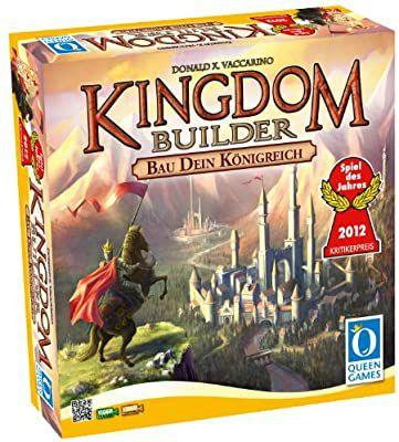 [Amazon Prime] Blitzangebot Queen Games Kingdom Builder