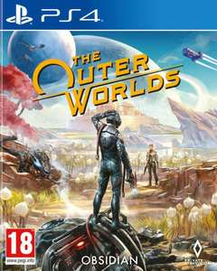The Outer Worlds (Playstation 4) [PEGI 18+]