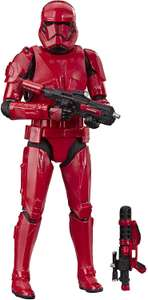 [Amazon Prime] Star Wars E4078ES0 The Black Series Sith Trooper 15 cm große Aufstieg Skywalkers Action-Figur, ab 4 Jahren