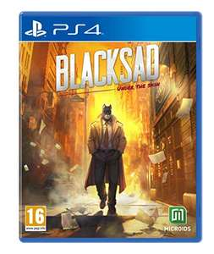 Blacksad - Under the Skin Limited-Edition (PS4 & Xbox One) für je 33,39€ (Amazon IT)