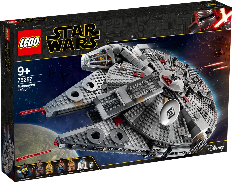 [MARKTKAUF] Minden/Hannover LEGO Star Wars - Millennium Falcon (75257) für 119€ - 20% Rabatt = 95,20€