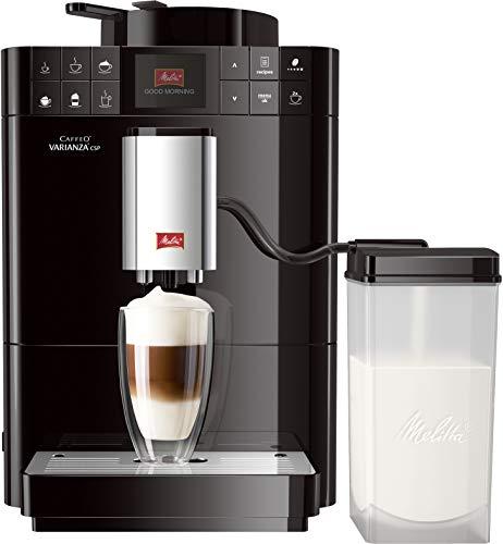 Melitta Caffeo Varianza CSP F570-102 Kaffeevollautomat mit Milchbehälter [Amazon]