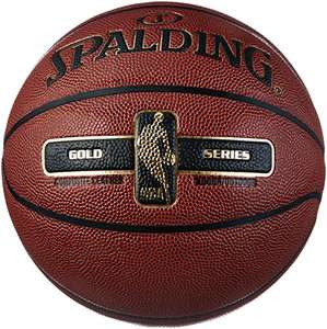 Spalding NBA Gold Indoor/Outdoor Basketball Ball Gr.7