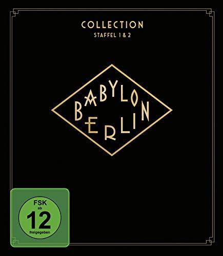 Babylon Berlin - Collection Staffel 1 & 2 (Blu-ray) für 16,97€ (Amazon Prime)