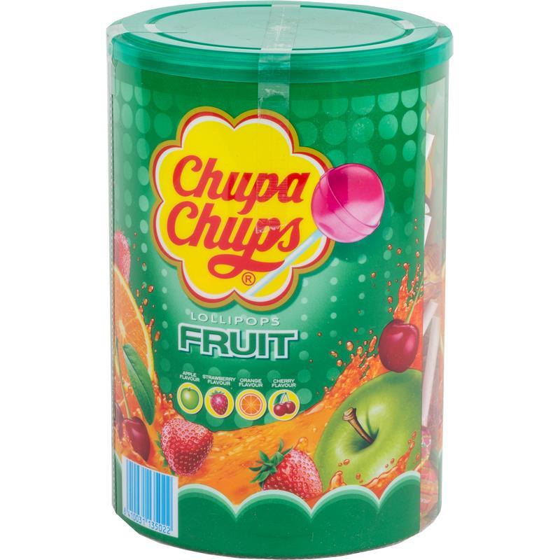 Chupa Chups Fruchtlutscher 100 St [Wark24]