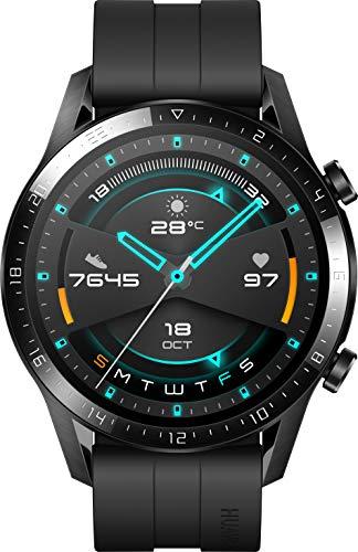 Huawei Watch GT2 + 5€ Gutschein im Angebot bei amazon