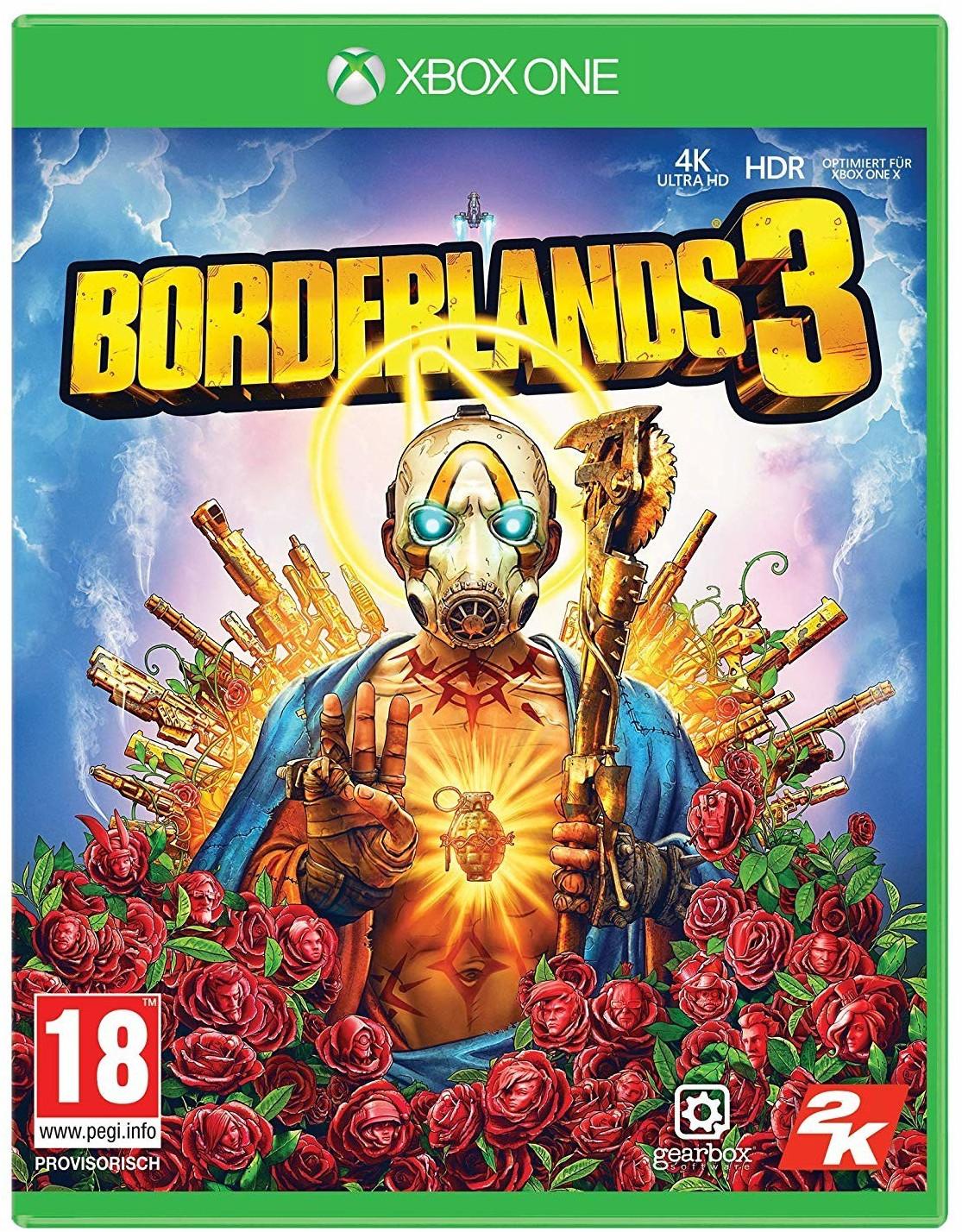 Borderlands 3 + 2 Boni (Xbox One & PS4) für je 29,99€ (Gameware)