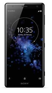 Sony Xperia XZ2, SD 845, 4/64, 5,7 Zoll, wasserdicht, schwarz [eBay] [Neuwertig]