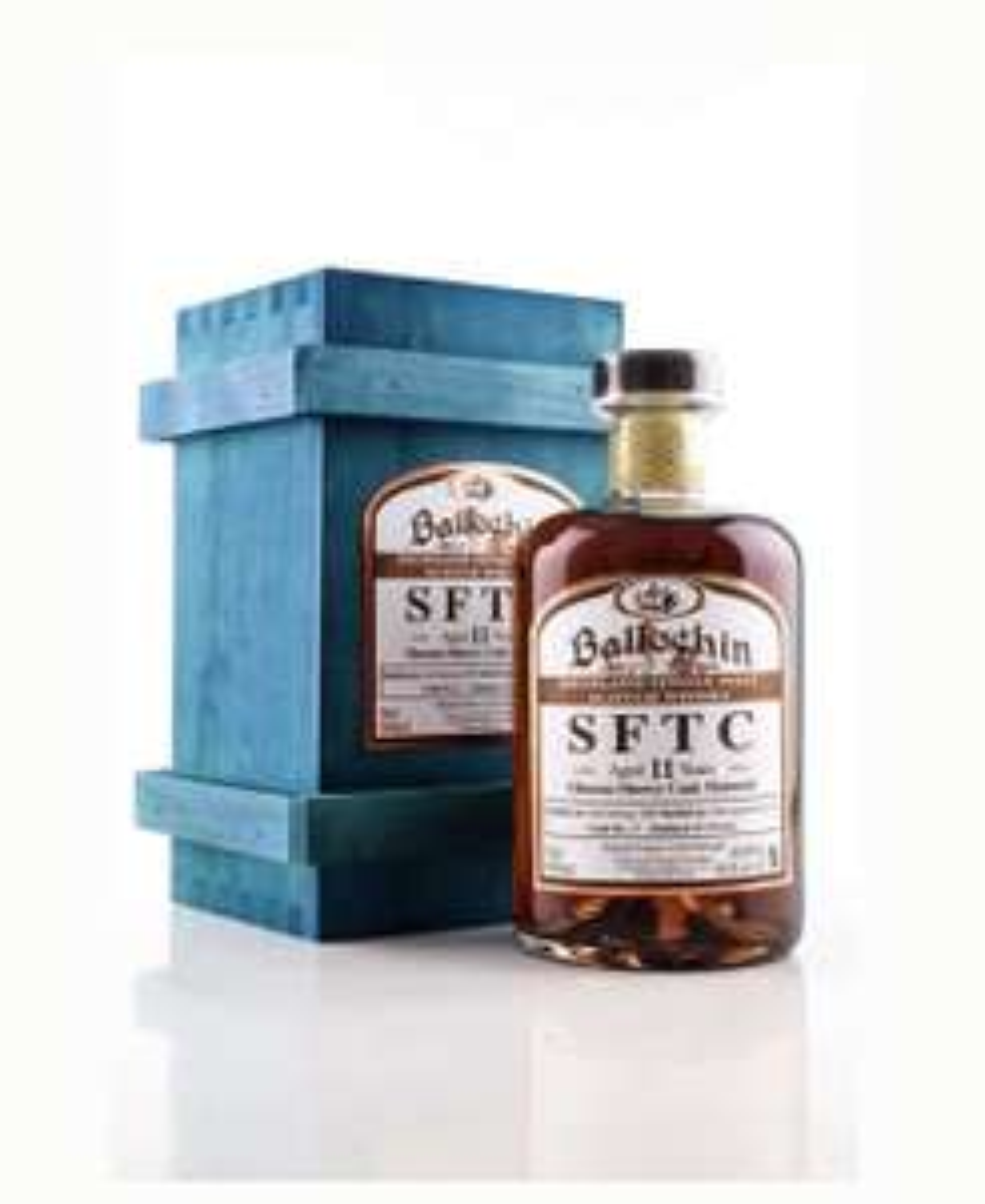 Ballechin 11 Jahre 2007/2018 SFTC Oloroso Sherry Cask Matured. Single Malt Whisky