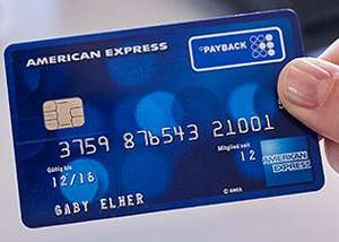 PAYBACK American Express Kreditkarte: 4000 Punkte bei Beantragung