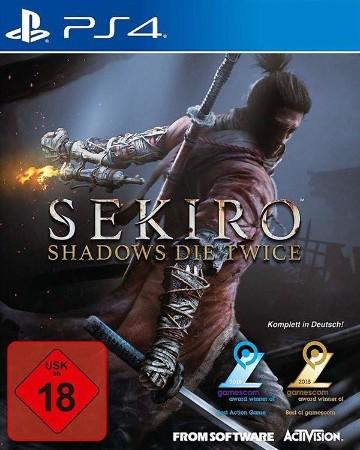 [Expert bundesweit] Sekiro: Shadows Die Twice (PS4 / Xbox One) für 19,99€ bzw. 19€