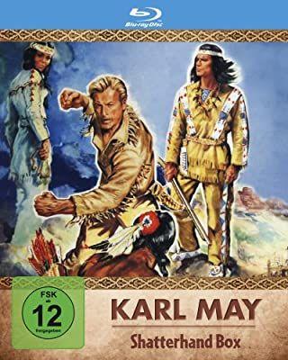 Sammeldeal z.B Karl May - Shatterhand Box [Blu-ray] [Amazon Prime]