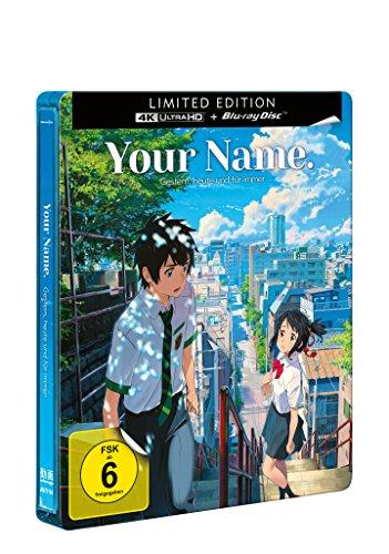 Your Name. - Gestern, heute und für immer - Limited Edition Steelbook [Amazon PRIME]
