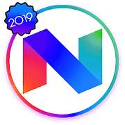 [Google Play Store - Android] Nougat - Icon Pack PRO 2019 (4,3 Sterne, 1.000+ Downloads, Personalisierung)