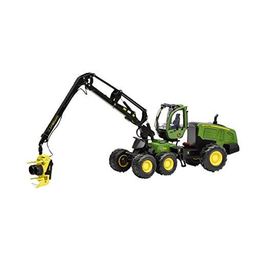 Schuco 450775900 John Deere Harvester 1270G 6W 1:32