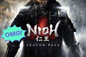 Nioh Season Pass - Playstation