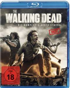 The Walking Dead - Staffel 8 - Uncut - Bluray
