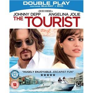 (UK) The Tourist: Double Play (2 Discs) Blu-Ray & DVD inkl. deutscher Tonspur für €4.49 @ Play