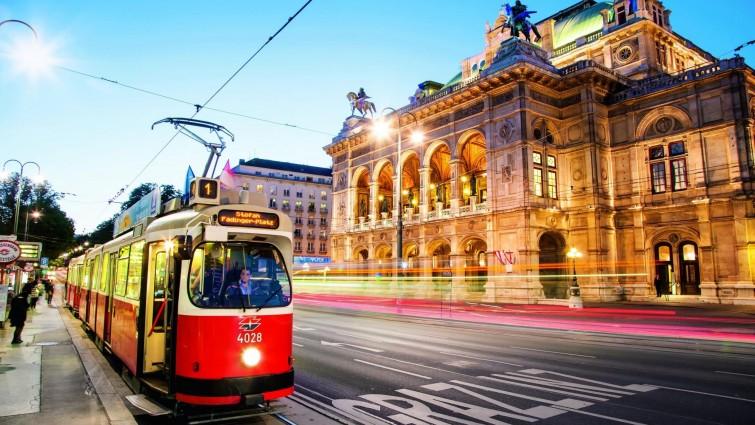 Flüge Berlin-Wien hin und zurück