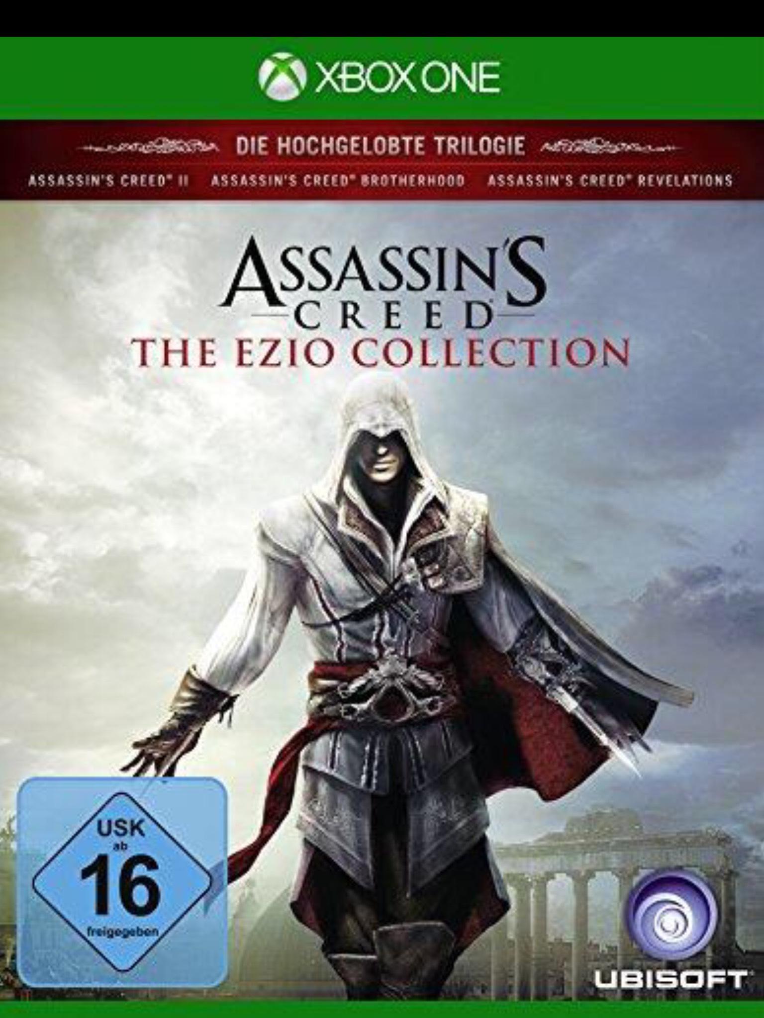 Assassins Creed The Ezio Collection Xbox Microsoft Store