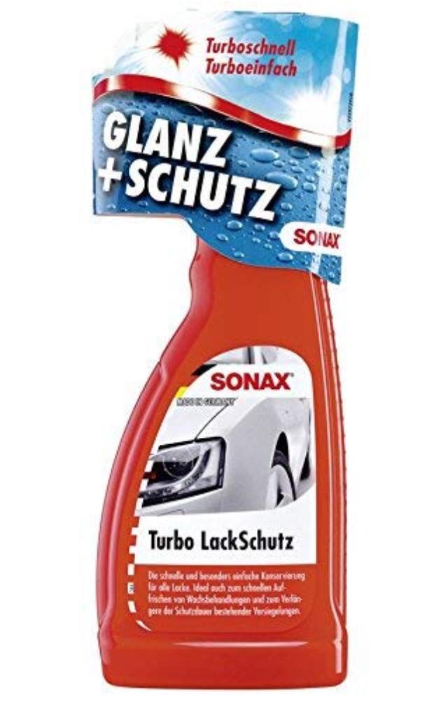 2x SONAX 297241 Turbo LackSchutz, 500ml