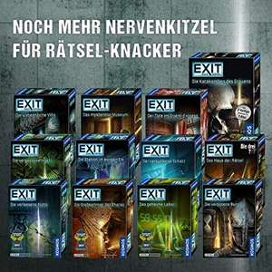 Exit Game Brettspiele
