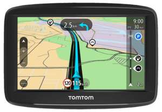 TOMTOM Start 42 CE T, PKW Navigationsgerät, Kartenmaterial Zentraleuropa, 19 Länder, TMC, inkl. Lebenslange Karten-Updates (Saturn/MM)