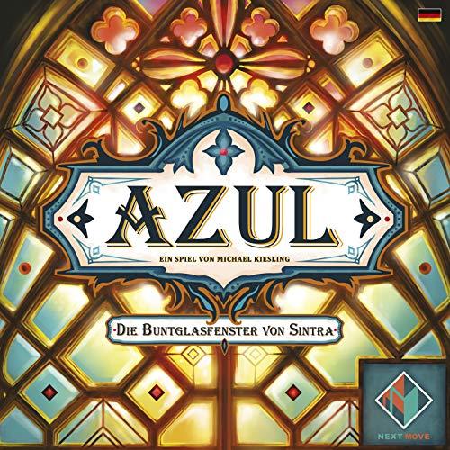 [Amazon] Azul 54807G - Die Buntglasfenster von Sintra 30,33 EUR durch Gutschein