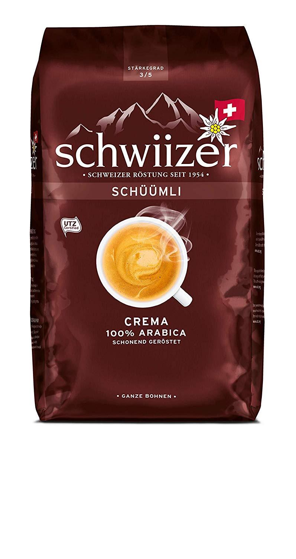 [Prime] Schümli und Schwiizer Ganze Kaffeebohnen