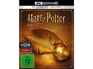 Harry Potter 4K/Bluray Complete Collection