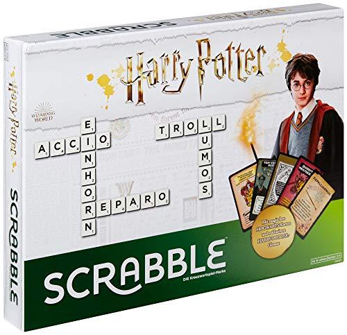 Mattel Scrabble Harry Potter [amazon]