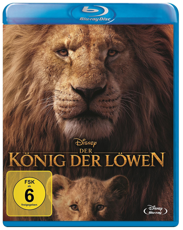Der König der Löwen (2019) (Blu-ray) [Weltbild Newsletter Aktion 13,99 EUR]