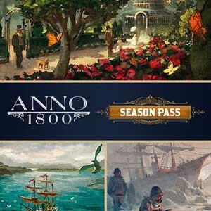 Anno 1800 Season Pass (Uplay) für 13,99€ & Anno 1800 für 26,39€ (Ubisoft Store)